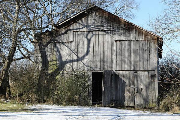 Photograph - Barn 2018-01-19_898 by Ericamaxine Price