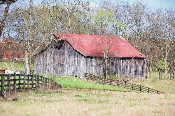 Photograph - Barn 3183 by Ericamaxine Price