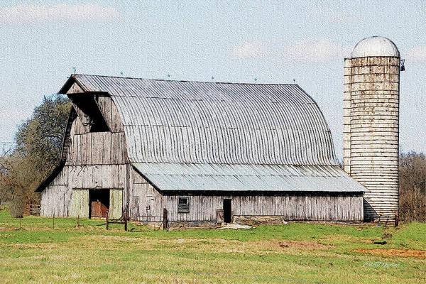 Photograph - Barn 3204 by Ericamaxine Price