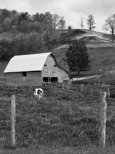 Wall Art - Photograph - Barn 4 by Mike McGlothlen