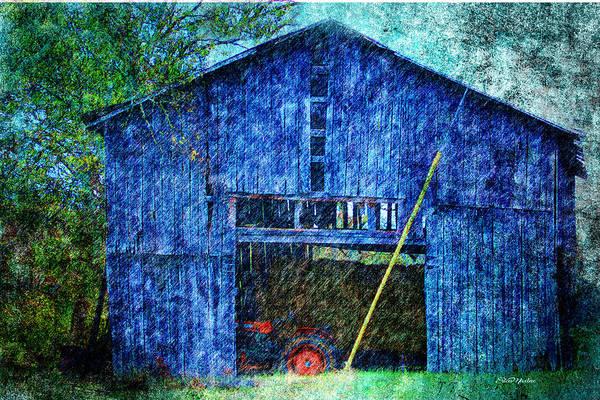 Photograph - Barn-94 by Ericamaxine Price