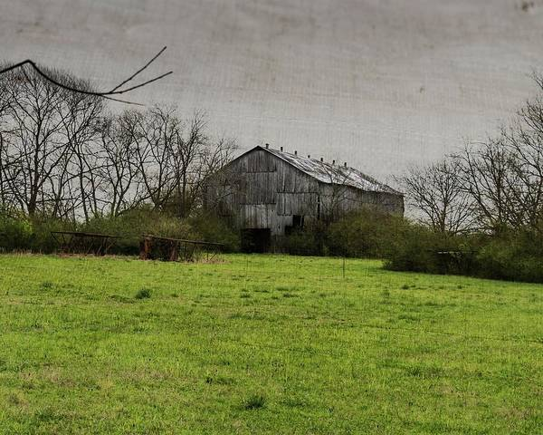 Photograph - Barn Art by John Benedict