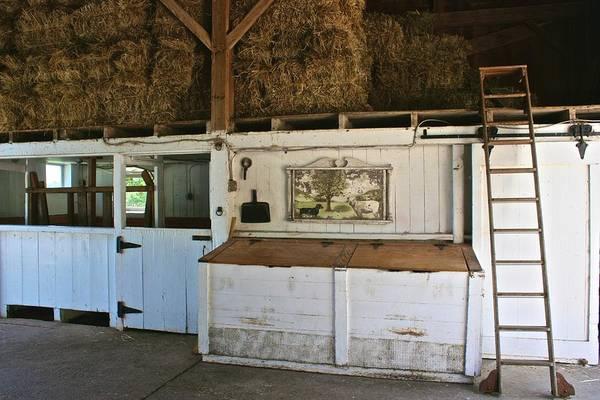 Photograph - Barn At New Pond Farm by Polly Castor