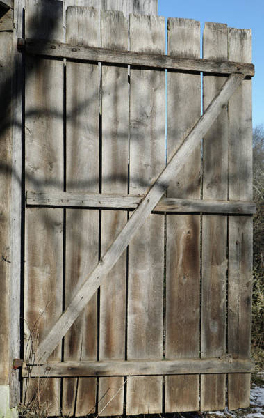 Photograph - Barn Door 994 by Ericamaxine Price