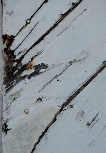Photograph - Barn Door Texture by Jani Freimann