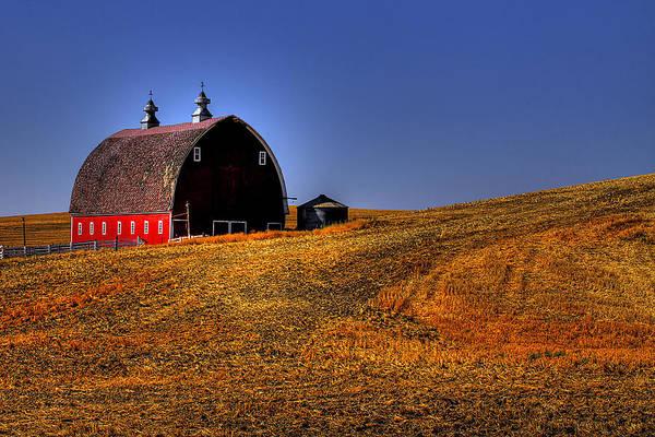 Photograph - Barn II by David Patterson
