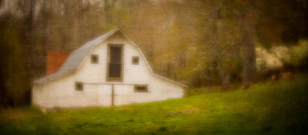 Photograph - Barn In Spring by Joye Ardyn Durham