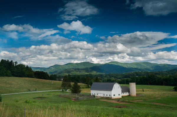 Photograph - Barn In The Valley by Joye Ardyn Durham