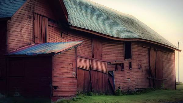 Photograph - Barn Swell by Kendall McKernon