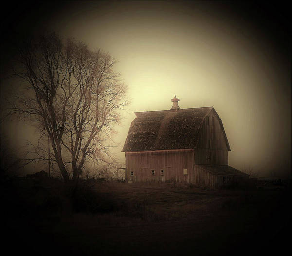 Wall Art - Photograph - Barn Vinette by Toni Grote