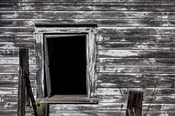 Wall Art - Photograph - Barn Window by Garry Gay