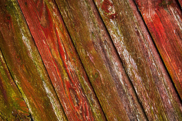 Photograph - Barn Wood by Jeff Phillippi
