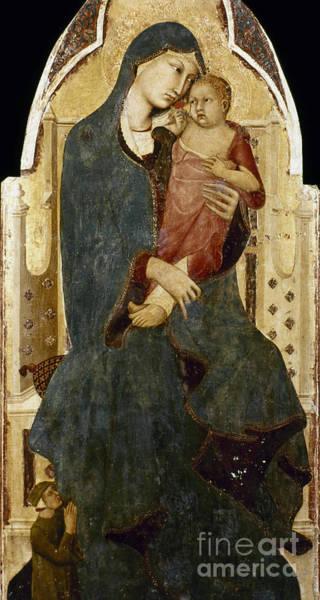 Photograph - Barna: Madonna by Granger
