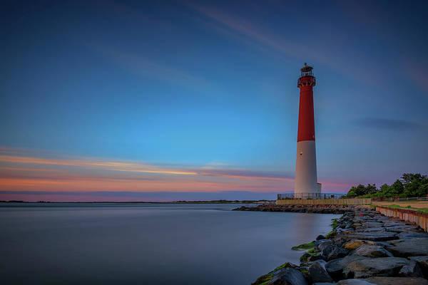 Barnegat Lighthouse Photograph - Barnegat Inlet by Rick Berk