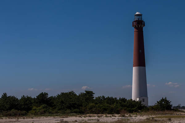 Photograph - Barnegat Lighthouse II New Jersey  by Terry DeLuco
