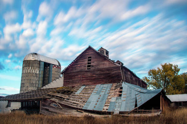 Photograph - Barnland by Jedediah Hohf