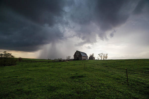 Photograph - Barny Storm by Aaron J Groen