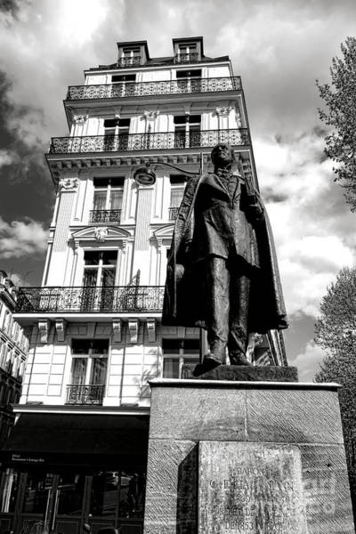 Wall Art - Photograph - Baron Hausmann by Olivier Le Queinec