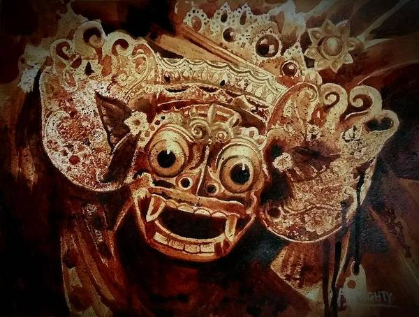 It Professional Painting - Barong by Ryan Almighty