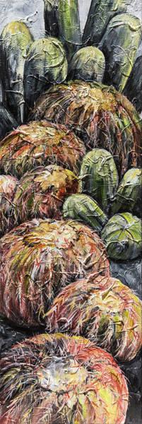 Barrel Cactus #1 Art Print