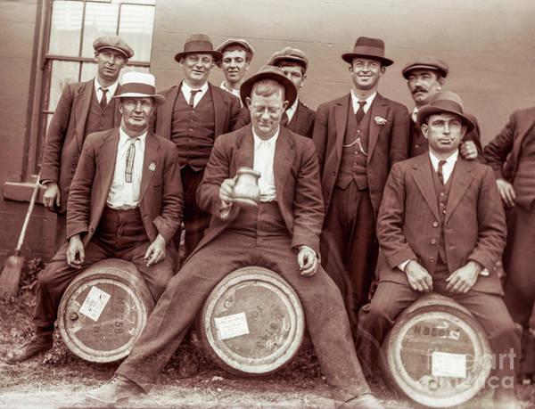 Flapper Photograph - Barrel Riding by Jon Neidert