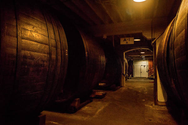 Photograph - Barrels Filled by Jon Glaser