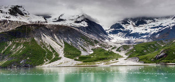 Photograph - Barren Alaska by Ed Clark