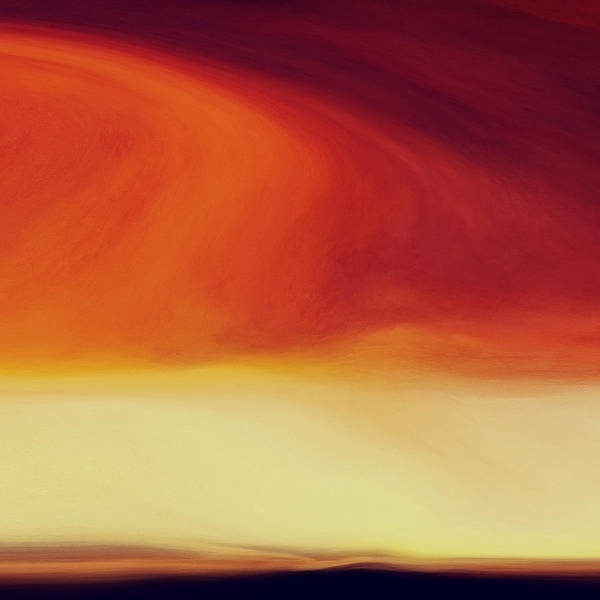 Bailey Digital Art - Barren Lands by Lonnie Christopher