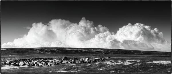 Photograph - Barrens Clouds by John Meader
