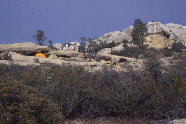 San Rafael Wilderness Wall Art - Photograph - Base Camp - White Ledge Plateau - San Rafael Wilderness by Soli Deo Gloria Wilderness And Wildlife Photography