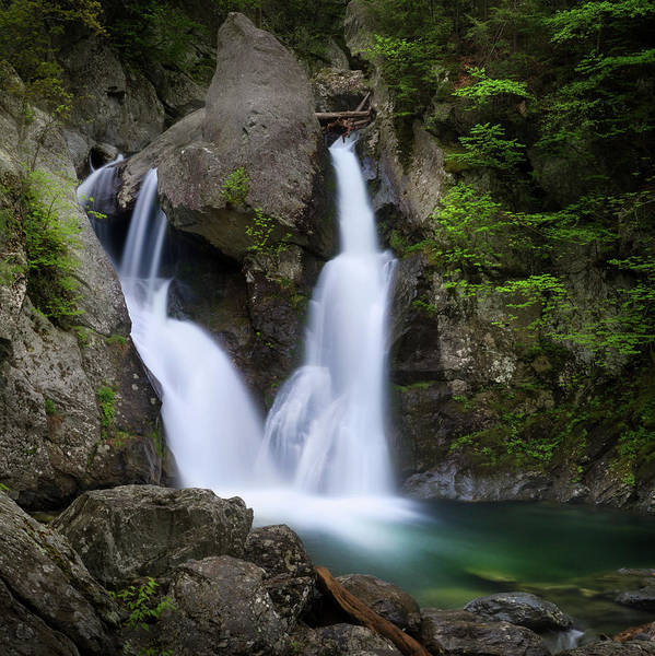 Photograph - Bash Bish Serenity Square by Bill Wakeley