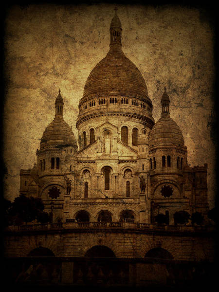 Rustic Photograph - Basilica by Andrew Paranavitana
