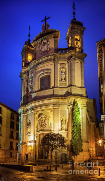 Europa Wall Art - Photograph - Basilica De San Miguel by Inge Johnsson