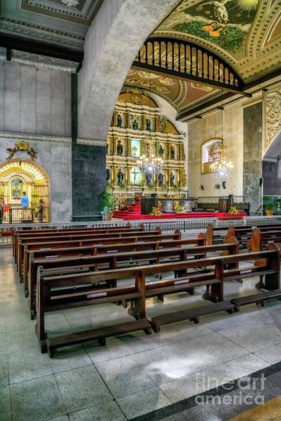 Wall Art - Photograph - Basilica Minore Del Santo Nino by Adrian Evans