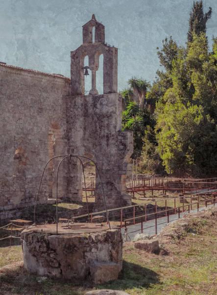 Photograph - Corfu, Greece - Basilica Of Palaiopolis by Mark Forte