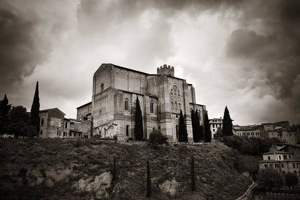 Photograph - Basilica Of San Domenico by Songquan Deng