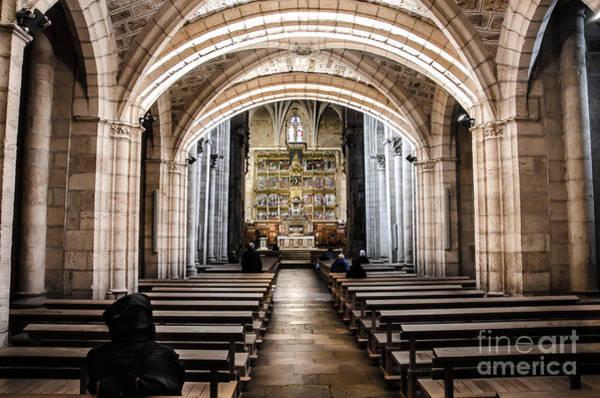 Photograph - Basilica Of San Isidoro De Leon - Interior by RicardMN Photography