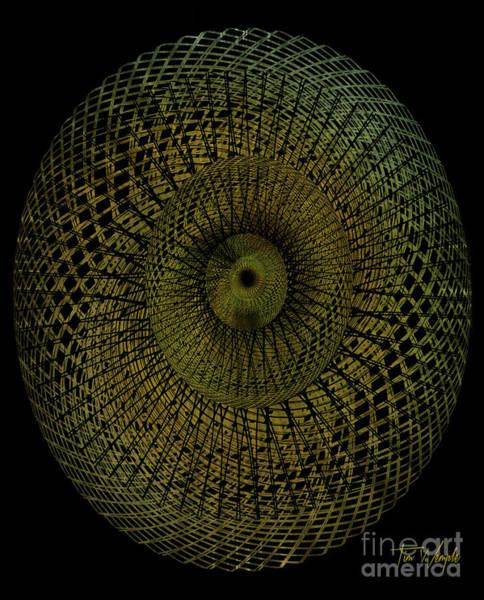 Digital Art - Basket 5 by Tim Wemple