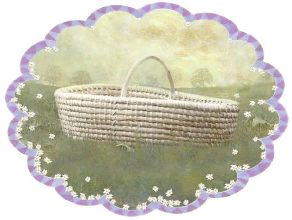 Photograph - Basket by Adele Aron Greenspun