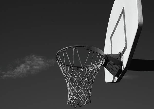 Photograph - Basketball Court by Richard Rizzo