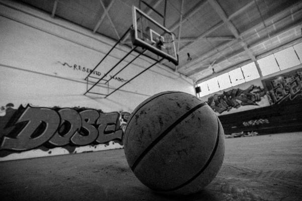 Photograph - Basketball by Mike Dunn