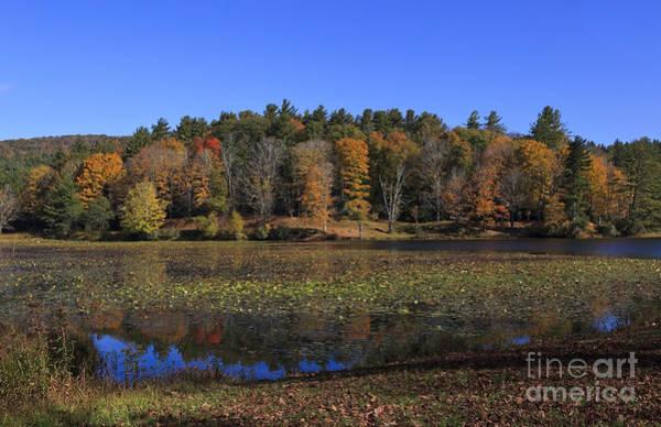 Photograph - Bass Lake At Blowing Rock, North Carolina by Jill Lang
