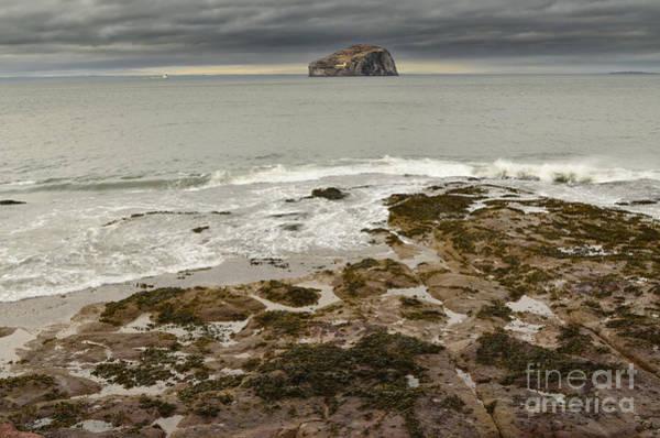 North Sea Photograph - Bass Rock by Smart Aviation