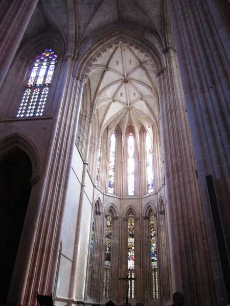 Photograph - Batalha Gothic Monastery V Portugal by John Shiron