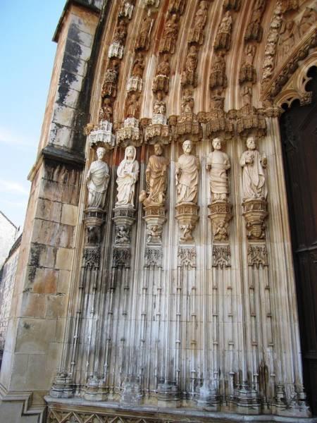 Photograph - Batalha Gothic Monastery Viiii Portugal by John Shiron