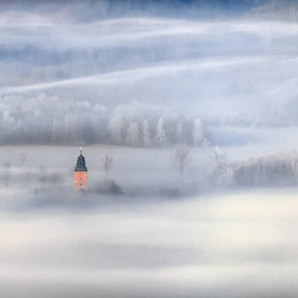 Wall Art - Photograph - Bathed In Fog by Piotr Krol (bax)