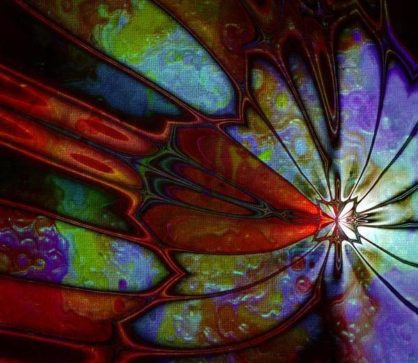 Digital Art - Batik by Amanda Moore
