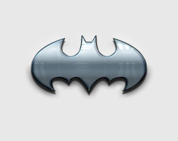 Digital Art - Batman by Ericamaxine Price