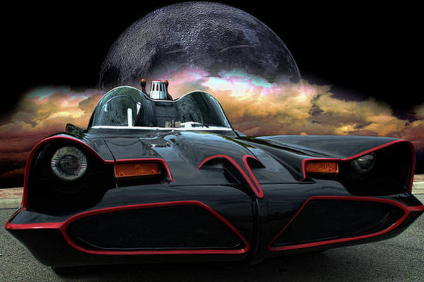 Photograph - Batmobile by Tim McCullough