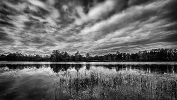 Photograph - Batsto Village Reflection by Louis Dallara